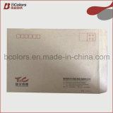Personalizado estampación en caliente promocional del embalaje del sobre / de los efectos