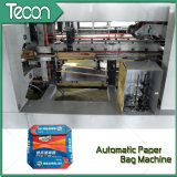 Paper ad alta velocità Bag Making Machine con 2 Colors Printing