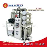 Zweistufiger Vakuumtransformator-Öl-Reinigungsapparat von Wanmei (Modell ZLA-75)