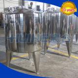 De Tank van het roestvrij staal van de Melk (opslag)
