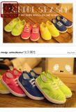 新しいデザイン安い子供の靴の赤ん坊靴の製造所