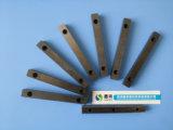 Cuchillos montados en máquina/láminas del HSS M2/M2 para el reciclaje del neumático
