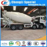 Starkes Sinotruk HOWO 8*4 12m3 10 Cubic Meters Concrete Mixer Truck für Sale