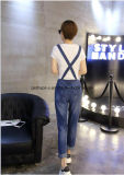 Haute qualité Slim Denim Ladies Jeans Global Women Long Pantalons