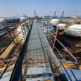 Решетка горячего DIP гальванизированная морская стальная для платформы