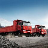 중국 상업용 차량 J6p 시리즈 FAW 덤프 트럭