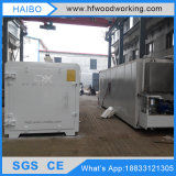 Le four de dessiccateur de bois de construction de vide de Hf/RF, boisent le four de séchage, chambre de chauffe de bois de construction