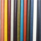 Home Material decorativo Semi PU Leather for Furniture Combination Sofa