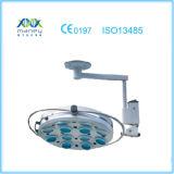 Lampe médicale d'opération de Shadoeless avec l'ampoule d'halogène, Construire-dans (L2000-6-II) avec du ce