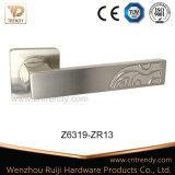 Traitement de porte en bois intérieur en alliage de zinc de face de Craquelure (Z6317-ZR13)