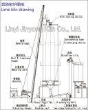 Producción de cal activa la línea de eje vertical del horno de cal