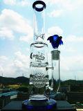 De Waterpijp van het Glas van de Groothandelsprijs van de Fabriek van China Hitman