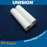 Mat of Glossy pp Synthetic Paper