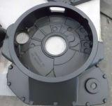 、鉄の鋳造砂型で作っている、OEMギヤボックスの部品、エンジンの鋳造
