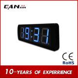 [Ganxin] horodateur d'intérieur d'horloge de mur de l'usage DEL de petit écran