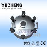 Yuzheng 시창을%s 가진 위생 둥근 맨홀 뚜껑