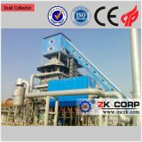 Active Lime Plant를 위한 부대 Filter Dust Collector