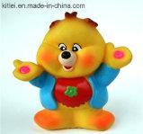 PVCビニールプラスチックはかわいいHaibao様式のおもちゃをもてあそぶ