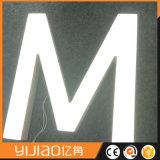 2015 소형 실내 아크릴 LED 표시 편지