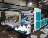 Máquina de corte cruzada de folha de papel A4 de quatro rolos