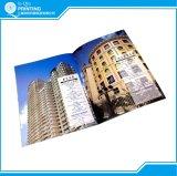 カタログの本マガジンパンフレットの中国の印刷の製造者