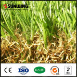 Niedrige Preis-natürliches Grün EVP-künstliche Gras-Strandhafer-Fußboden-Matte