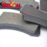 Brembo Gt6 Caliper 중국 Supplier를 위한 높은 Quality Brake Pad