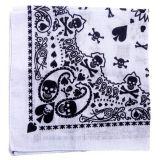 Les vacances classiques ont personnalisé le mouchoir de coton imprimé par coutume