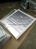 Matériau inférieur de conductivité d'isolation thermique de fibre de verre de panneau d'isolation de vide
