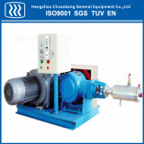 Pompa criogenica industriale del gas liquido