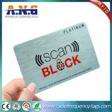 Smart Card di programmazione/RFID di RFID che ostruisce le schede per la protezione elettronica di furto