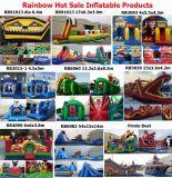 Aufblasbarer Vergnügungspark und Funcity Insel, aufblasbare Sport-Spiele