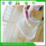 透過ジップロック式のプラスチック包装袋