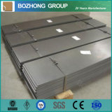 Placa de acero inoxidable de ASTM A240 2205/S32205/