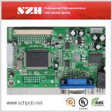 Serviço do PWB 2oz PCBA dos cartões de memória 2.4mm