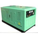Unir el generador eléctrico de la potencia 35kVA con el motor de Perkins