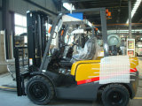 3500kg Gasoline/LPG는 포크리프트 연료 이중으로 한다