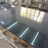 Камень кварца цвета зеркала большого Sparkle слябов размера серый