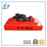 Tipo retangular ímã de levantamento elétrico para segurar barras empacotadas