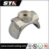 A parte mecânica de alumínio industrial feita perto morre a carcaça