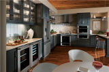 Amerikanischen Shaker Style Moderne Grau Küche