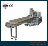 Máquina horizontal servo flujo de envolver