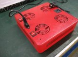 De rode Dekking 300W 4 leiden van de MAÏSKOLF groeit Licht