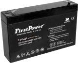 再充電可能な火災報知器バックアップ電池(FP665)