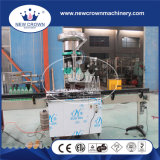 Автоматическая линейная машина завалки карбоната для пластичной и стеклянной бутылки