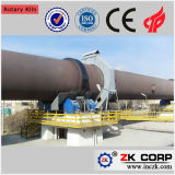 Four rotatoire de vente de minerai chaud de manganèse