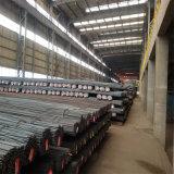 Barra d'acciaio deforme rinforzante laminata a caldo (tondo per cemento armato 10-25mm)