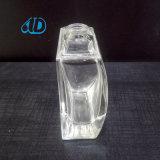 Quadrat Ad-R33, das neues Produkt-transparenter Duftstoff-Glasflasche 65ml poliert