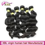 Estensioni complete dei capelli dell'involucro del tessuto dei capelli umani della cuticola