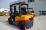 Caminhão de Forklift Diesel da aparência 3ton de Tcm com o Forklift de Isuzu C240